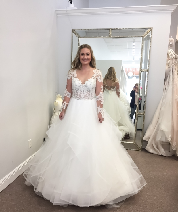 I SAID YES TO THE DRESS – Carried Away